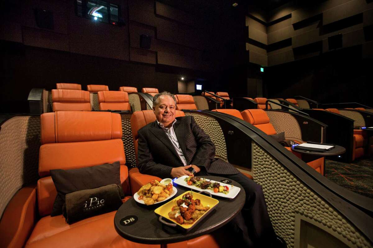Hamid Hashemi, iPic Enter-tainment chief executive, celebrated the legal victory. .