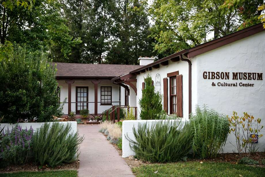 The Gibson Museum in Middletown, Calif., Saturday, October 24, 2015. Photo: Sarah Rice, Special To The Chronicle