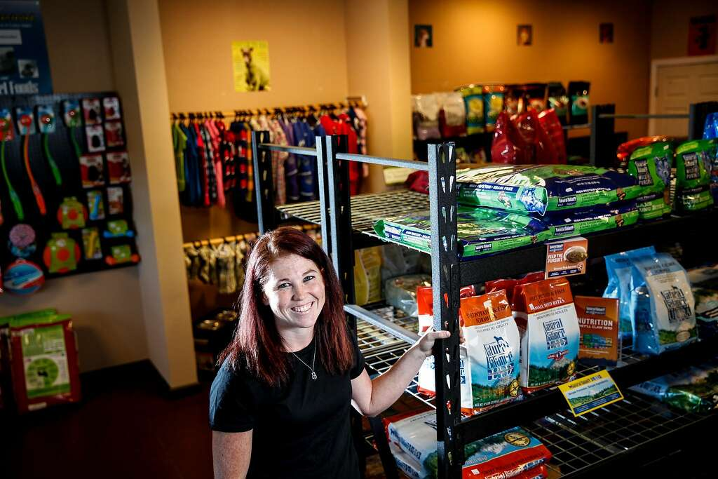 Michelle McKnight, The Owner Of Barks N Bubbles, Stayed Behind And Fed  Animals In