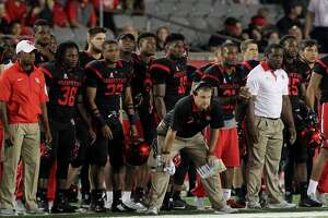 UH's Tom Herman looking for more filled seats during stretch run - Photo