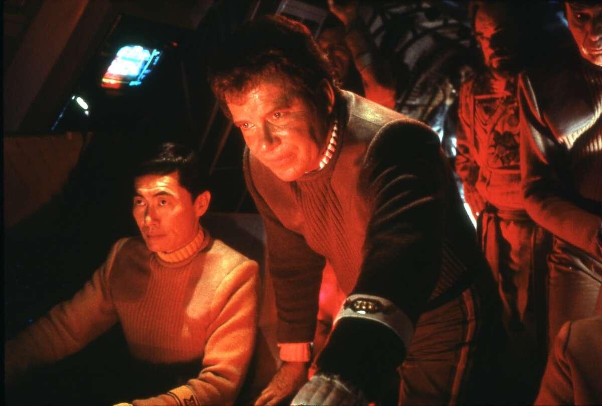 """Star Trek V: The Final Frontier""Available: Feb. 1 on Netflix"