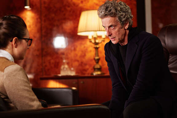 """From """"The Zygon Invasion,"""" Doctor Who Season 9, Episode 7"""