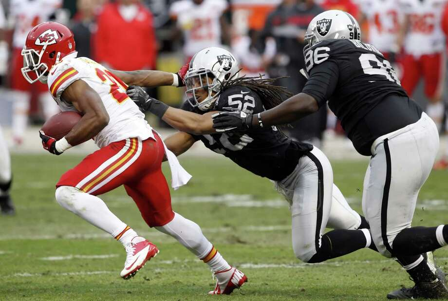 Shaun Draughn rushed for a career-high 233 yards with the Chiefs in 2012. Photo: Carlos Avila Gonzalez / The Chronicle / ONLINE_YES
