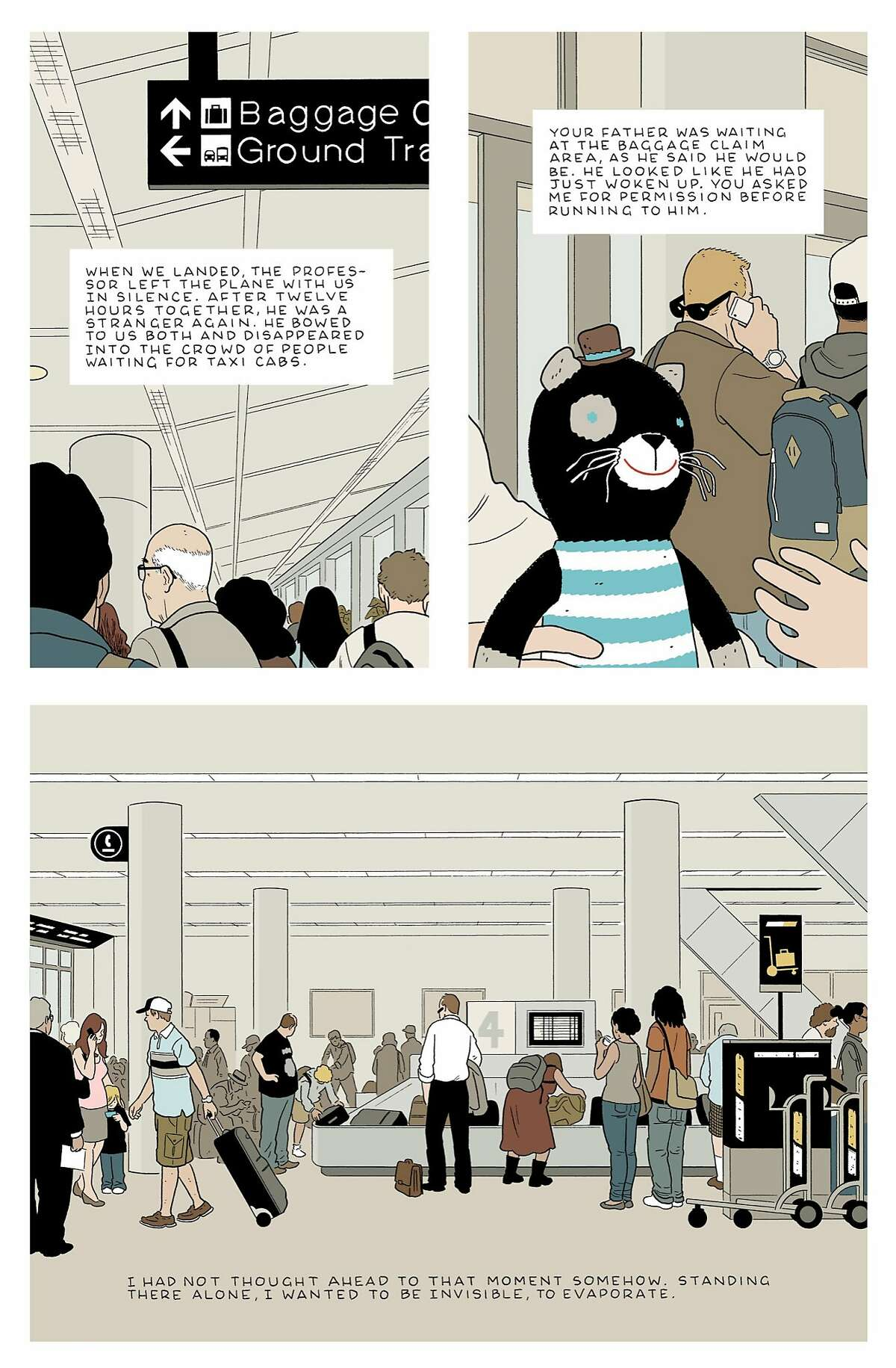 Panels from