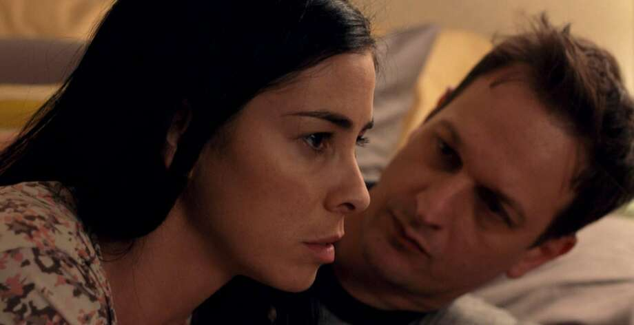 """Sarah Silverman and Josh Charles in """"I Smile Back."""" (Photo courtesy Broad Green Pictures/TNS) Photo: Handout, McClatchy-Tribune News Service"""