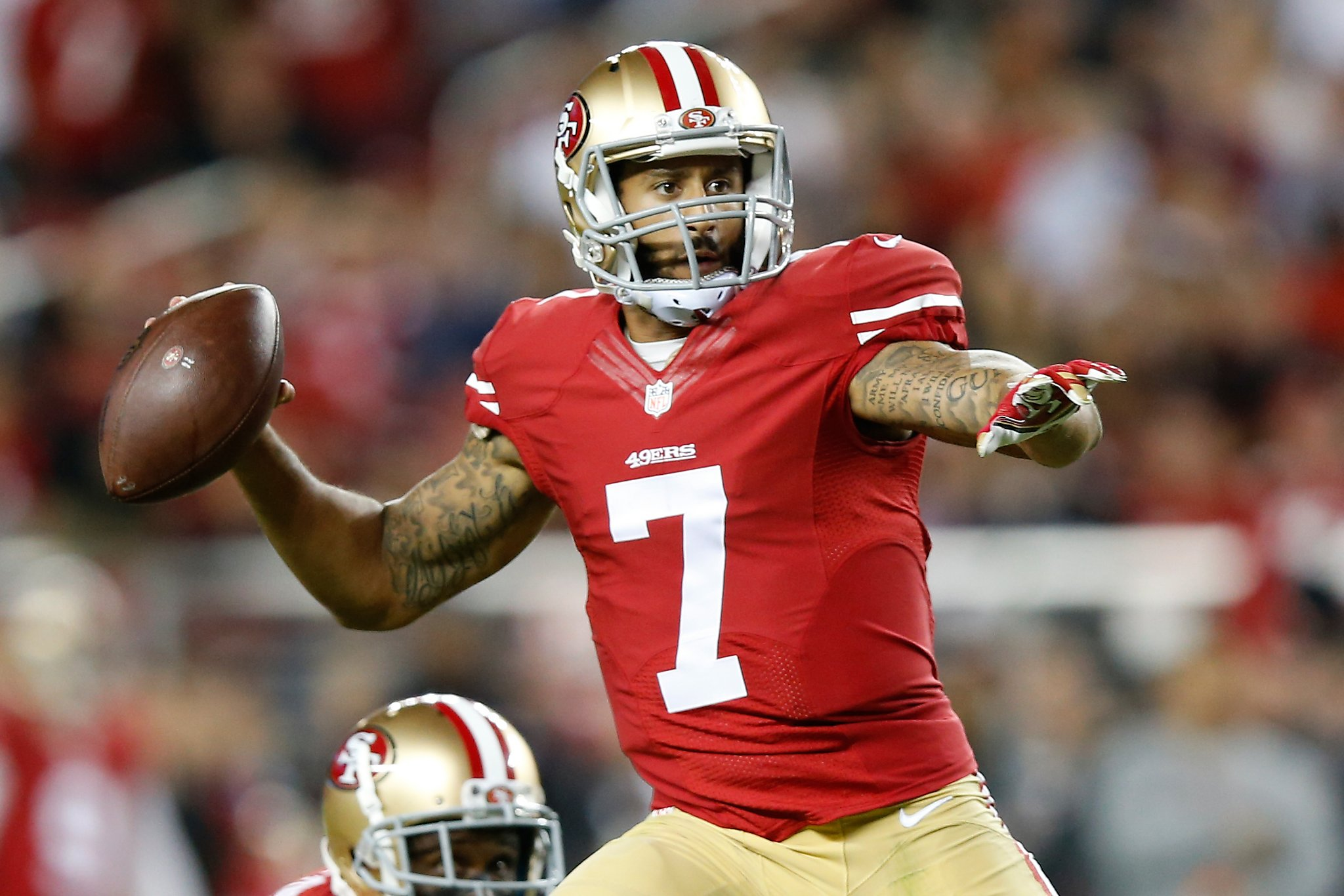 pretty nice 68955 db5c5 49ers store pulls Kaepernick merchandise out of clearance ...