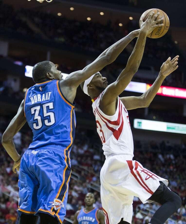 Houston Rockets Vs Oklahoma City Thunder: Scouting Report: Rockets Vs. Thunder