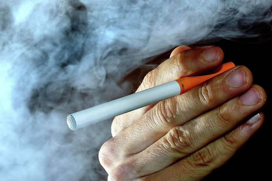 Electronic cigarette, or e-cigarette, explosions have been linked to faulty lithium-ion batteries. Photo: Tim Ireland / Associated Press / PA