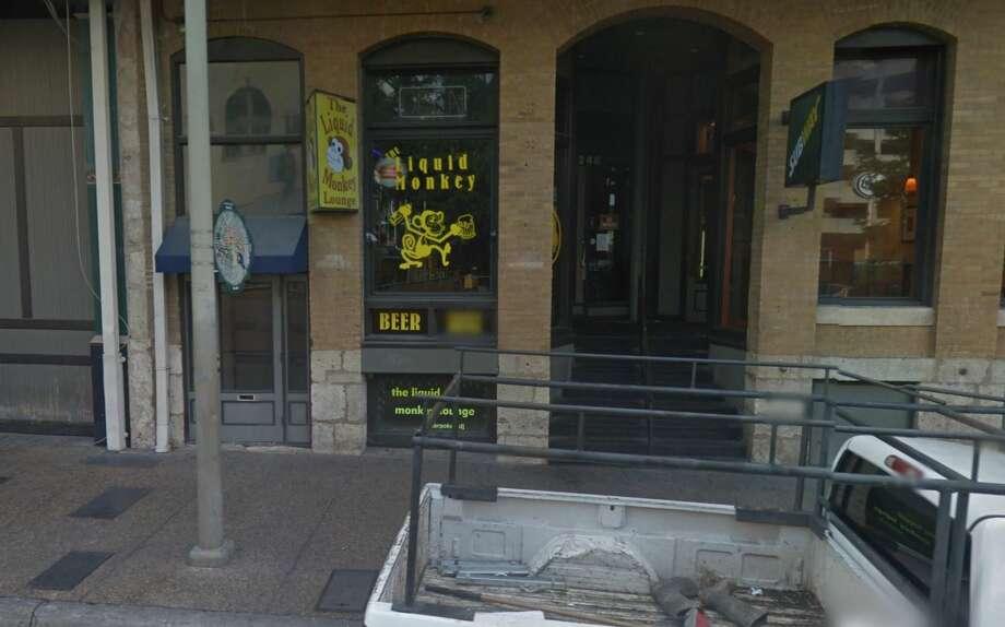 Liquid Monkey Lounge:248 Losoya St.Violation: Cash lawViolation date: Oct. 2, 2015Punishment: Written warning Photo: Screenshot Via Google Maps