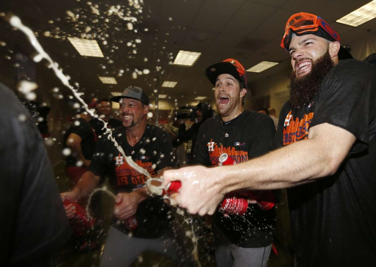 Club Astros Thanks for making Major League Baseball in Houston fun again. The city and the fans waited a while, and it was worth it. Click through the gallery for 15 other things Houston sports fans should be thankful for in 2015.