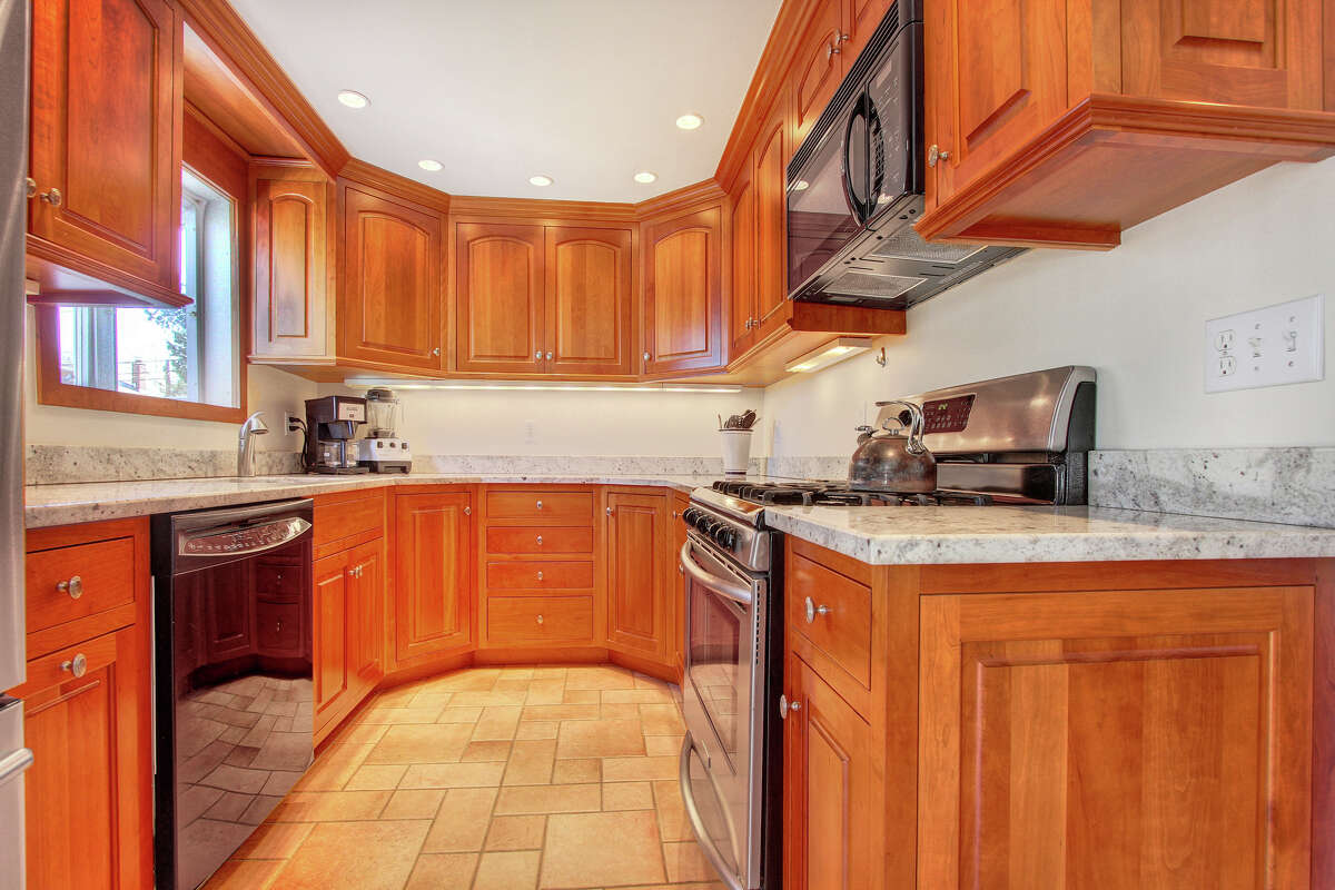 Olympus Partners sold Woodcraft Industries, among the big three U.S. manufacturers of cabinet doors in kitchens and bathrooms.