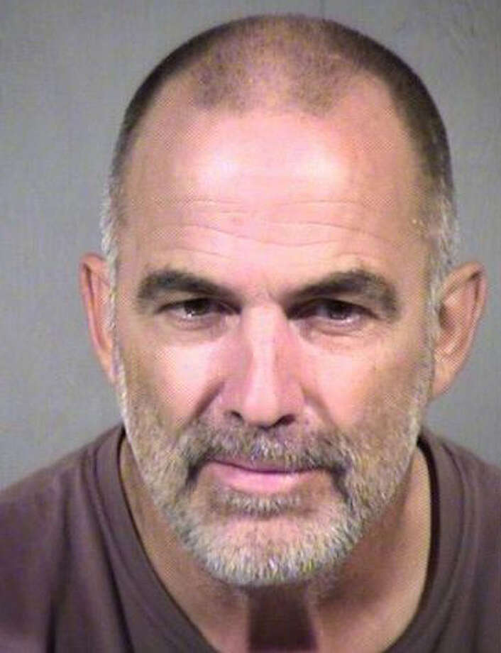Paul Armand Rater is accused of leaving his 5-year-old granddaughter alone in the Arizona desert with a loaded handgun to defend herself. Photo: Maricopa County Sheriff's Office