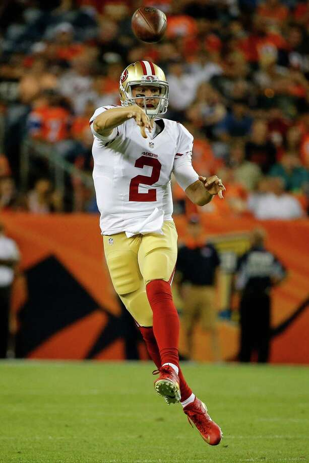 Blaine Gabbert. Photo: Doug Pensinger / Getty Images / ONLINE_YES