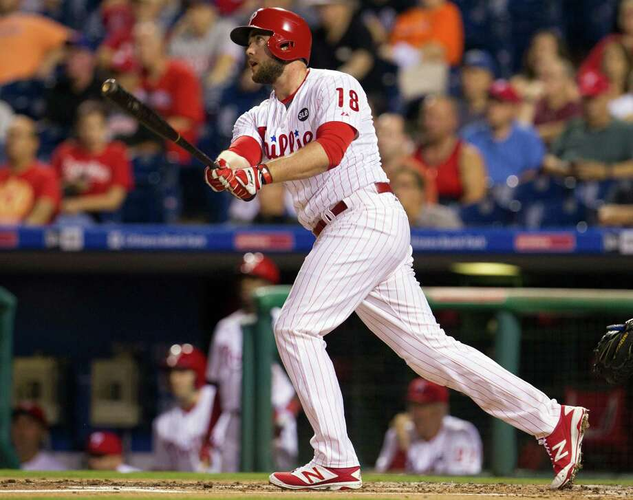 30. Philadelphia Phillies, 200/1 Photo: Chris Szagola, Associated Press / FR170982 AP
