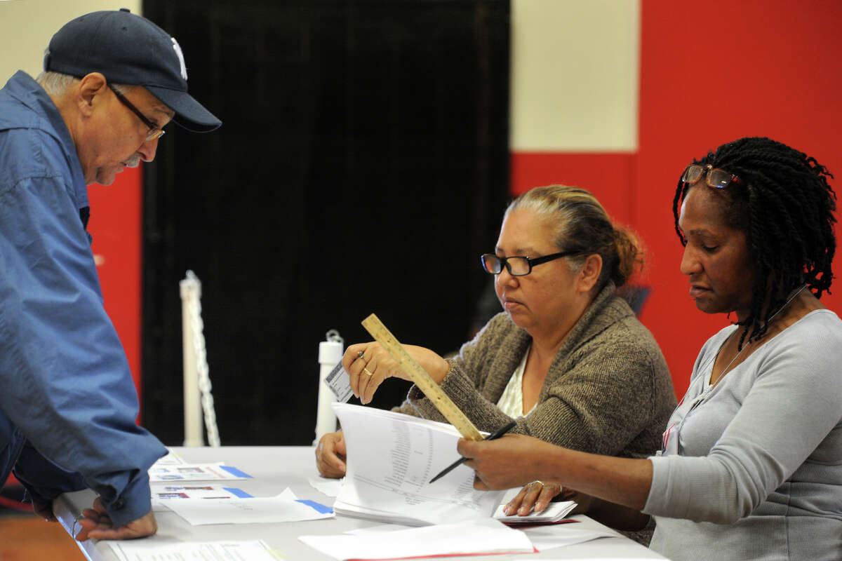 Bridgeport(DemocraticAug. 9primary) Voter turnout:15.27% Eligible voters: 43,618 Number of votes cast: 6,661 Absentee ballots counted: 1,171