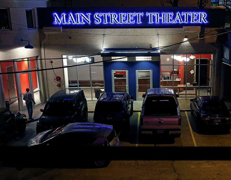 Main Street Theater's $2 million renovation included $1.6 million for construction and $400,000 for technical equipment. Photo: James Nielsen, Staff / © 2015  Houston Chronicle
