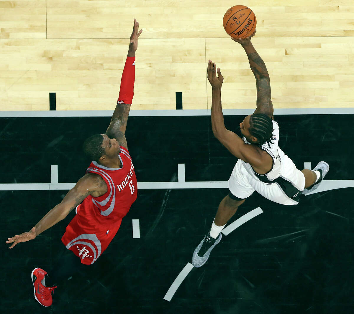 2012 - Terrence Jones was drafted to Houston with the No. 18 pick.