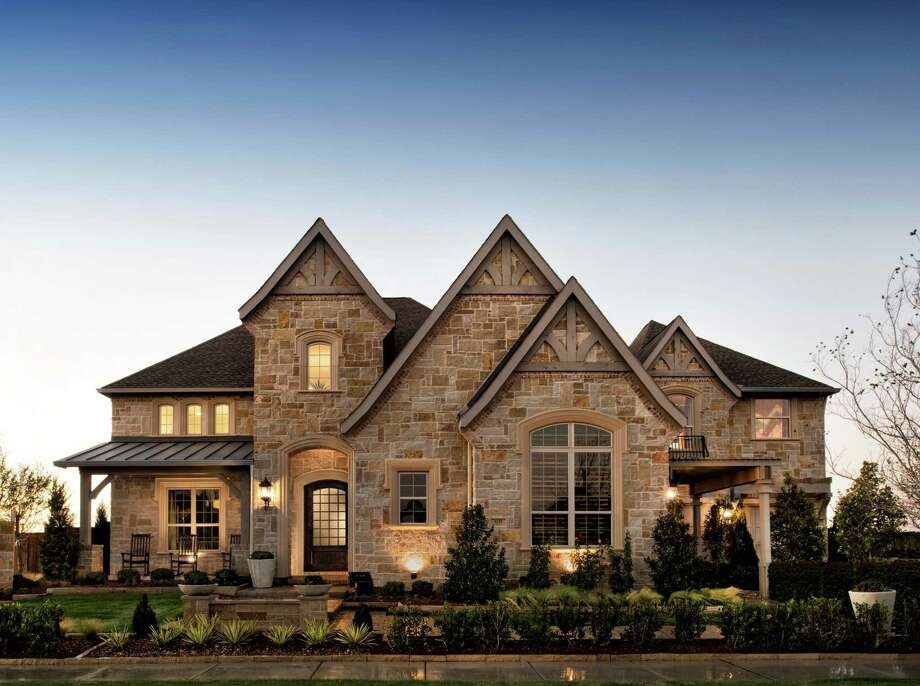 Northgrove at spring creek to unveil models houston for Ranch model homes