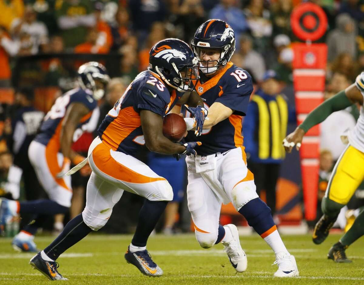 3. Denver (7-0) Last week: 4 In the win over Green Bay, Gary Kubiak may have finally found an offense his defense can be proud of.