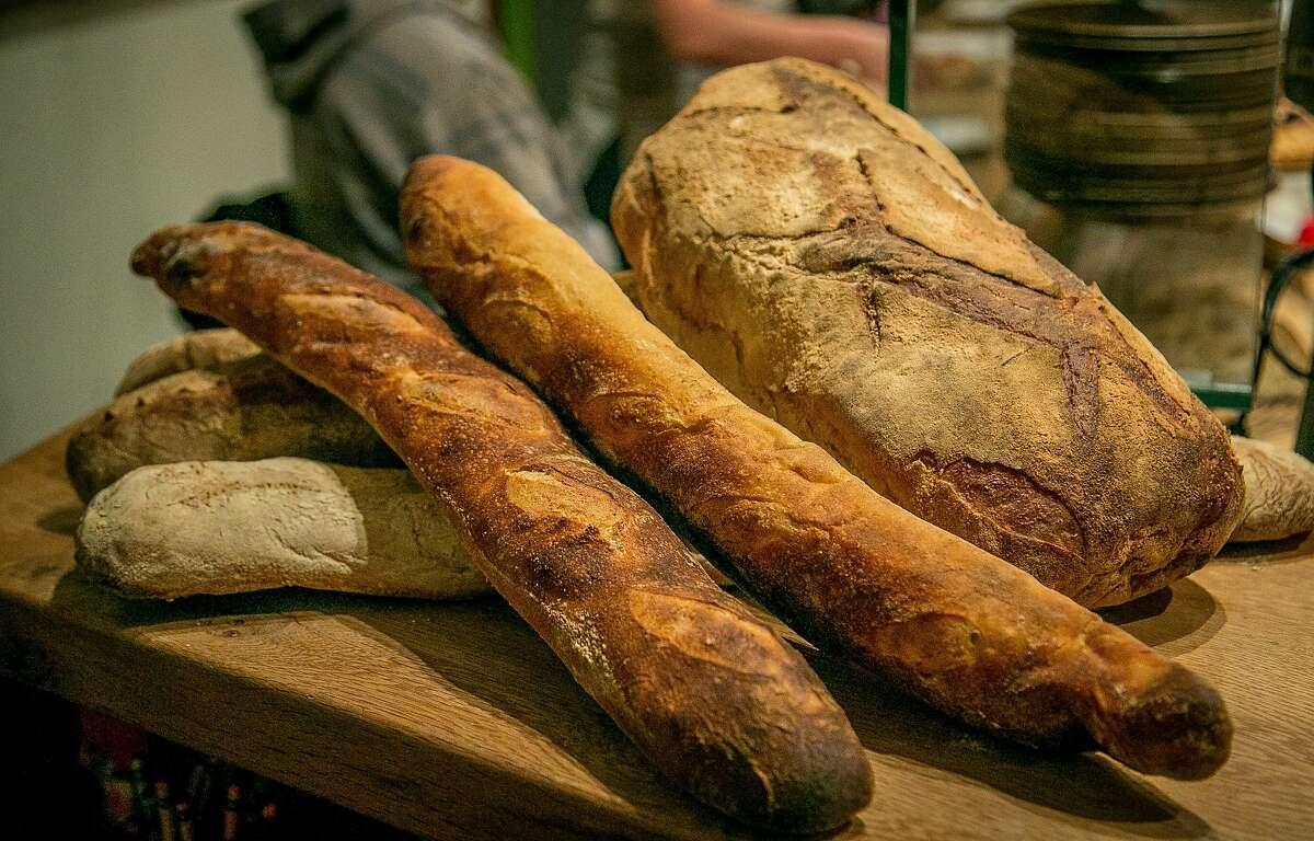 Bread at Contigo in San Francisco, Calif. is seen on Tuesday, November 3rd, 2015.