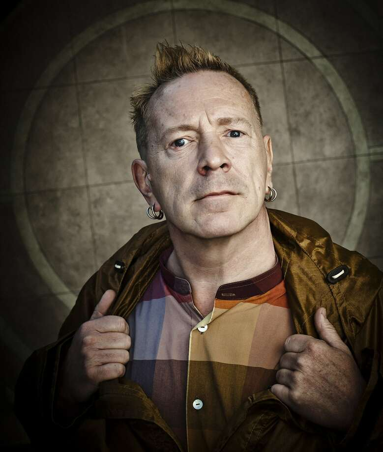 John Lydon of the Sex Pistols and Public Image Ltd talks of a near-fatal bout of meningitis in a new book. Photo: MSO