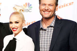 Gwen Stefani and Blake Shelton are dating, her rep confirms - Photo