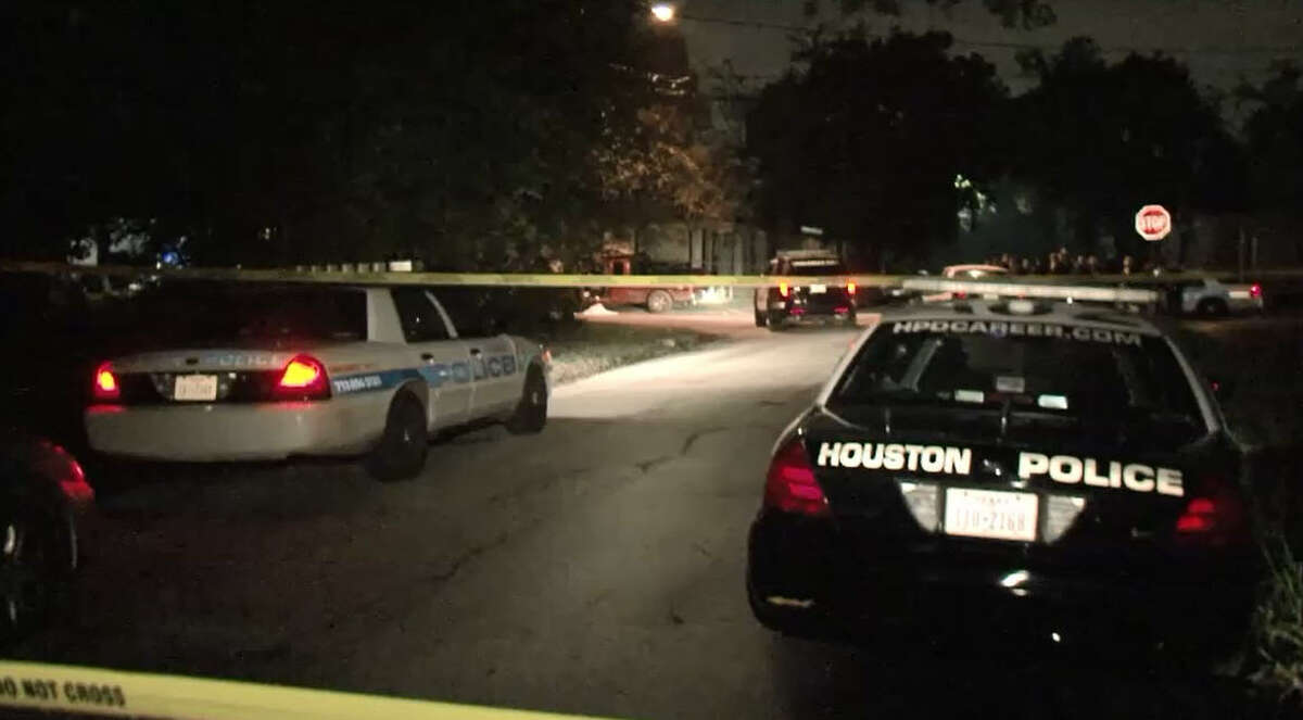 A police officer shot and killed a man who had a gun during a traffic stop early Wednesday morning in southeast Houston.