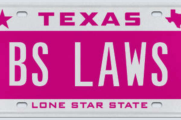 Here are the license plates Texas DMV rejected in October