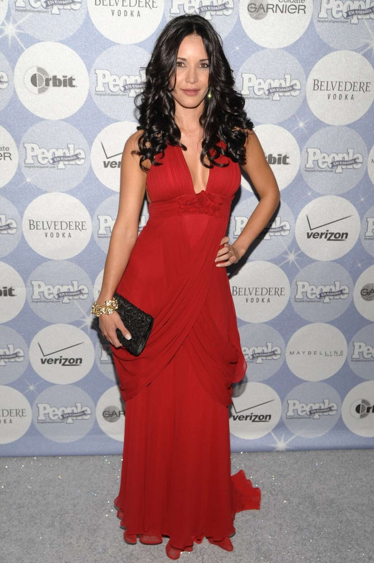 NEW YORK - MAY 20: Adriana Campos attends the People en Espanol Los 50 Mas Bellos party at Gustavino's on May 20, 2010 in New York City. (Photo by Dimitrios Kambouris/WireImage for People en Espanol)