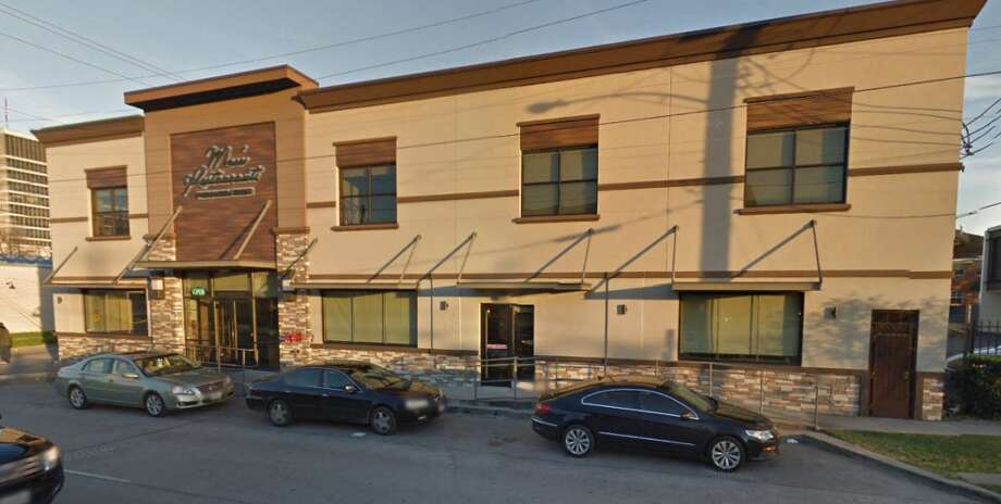 Mai's Restaurant  3401 Milam St., Houston, Texas 77002  Demerits: 19  Inspection highlights:  Ice machine quarantined, ice condemned after pink slime was found in the chute and under the ice maker. Measured internal temperature of potentially hazardous food (cooked chicken-48*F/cooked pork-48*F/pork-50*F/chicken-48*F) not held at 41° F. Walk-in cooler quarantined after being found not in good repair.   Photo by: Google Maps