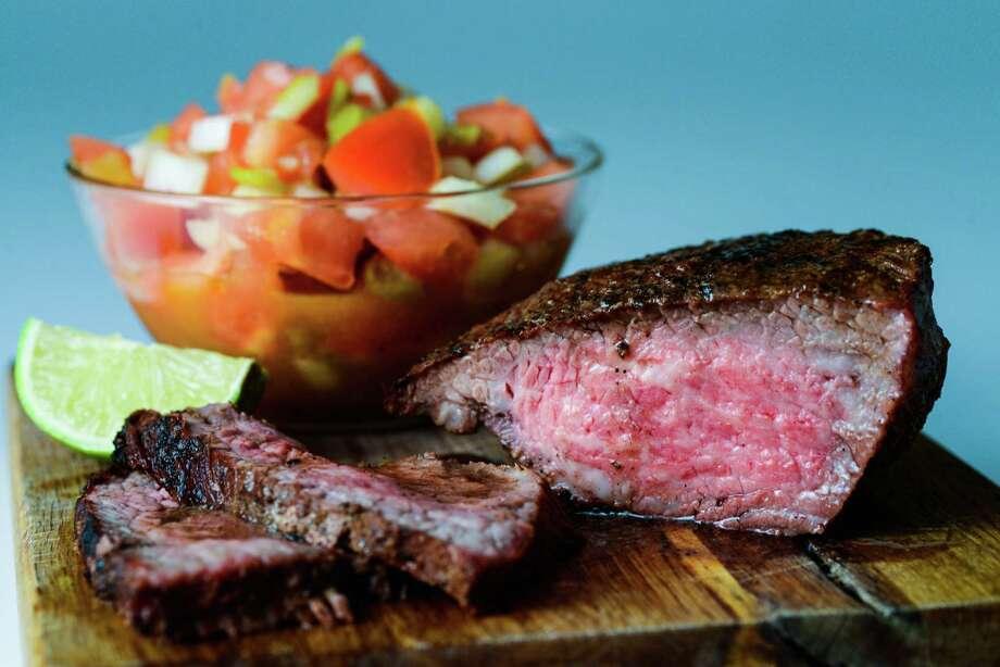 Santa Maria-Style Tri-Tip Barbecue Photo: Dixie D. Vereen, STR / Washington Post