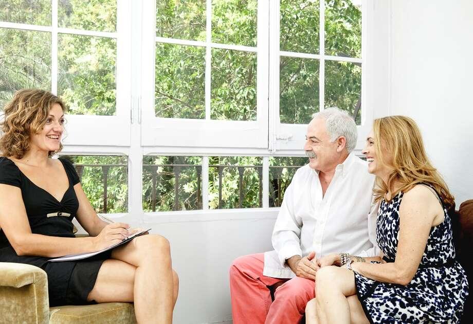 Marriage therapy. Photo: Carmen MartA-nez BanAs, Getty Images / (c) Carmen MartA-nez BanAs