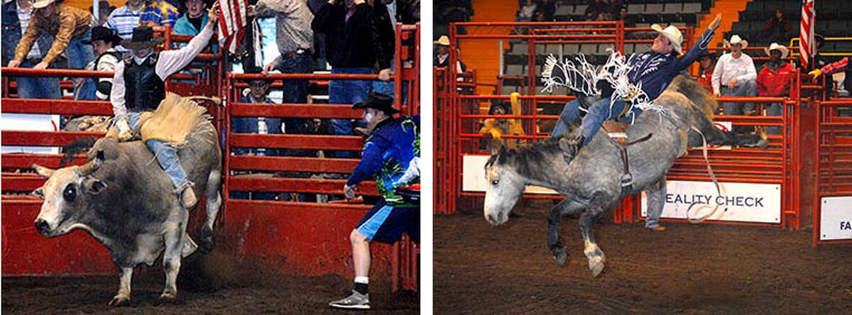 25th Annual Adirondack Stampede Charity Rodeo. The Stampede showcases 200 competitors in the seven standard rodeo events, including bareback riding, bull riding, team roping and more. When: Friday, Nov. 6 and Saturday, Nov. 7, 7:30 p.m. Where: Glens Falls Civic Center, One Civic Center Plaza, Glens Falls. For more info, visit the website.