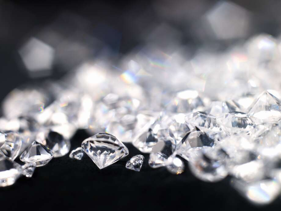 Diamonds, as it turns out, are not that rare.Credit: Scott Kleinman/Getty Images