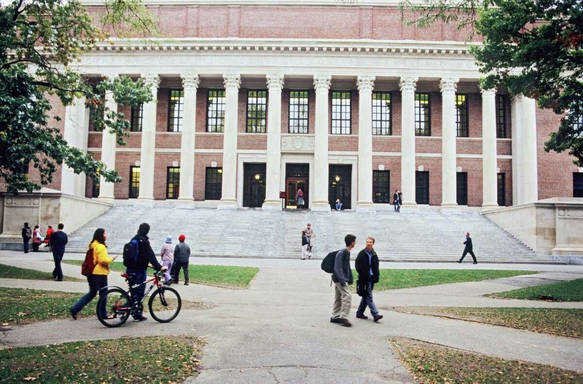 Harvard University - U.S. News & World Report rank: No. 2HISD students accepted: 2