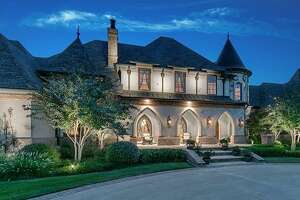 Fairy tale-like homes in Texas - Photo