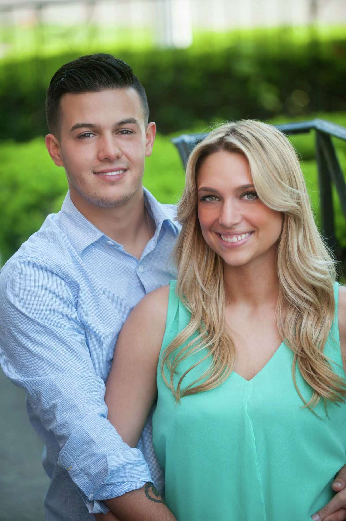Kelsey and Alex's Engagement Session!