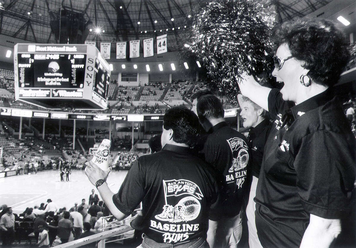 2. S.A. said goodbye to an era - the HemisFair Arena Built for the San Antonio's World Fair in 1968, the HemisFair Arena was the city's main venue for entertainment. After the San Antonio Spurs moved to the Alamodome in 1993, the HemisFair Arena was razed in 1995 to expand the Convention Center.