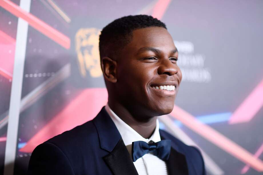 Actor John Boyega attends the 2015 Jaguar Land Rover British Academy Britannia Awards presented by American Airlines at The Beverly Hilton Hotel on October 30, 2015 in Beverly Hills, California. (Photo by Frazer Harrison/BAFTA LA/Getty Images for BAFTA LA)