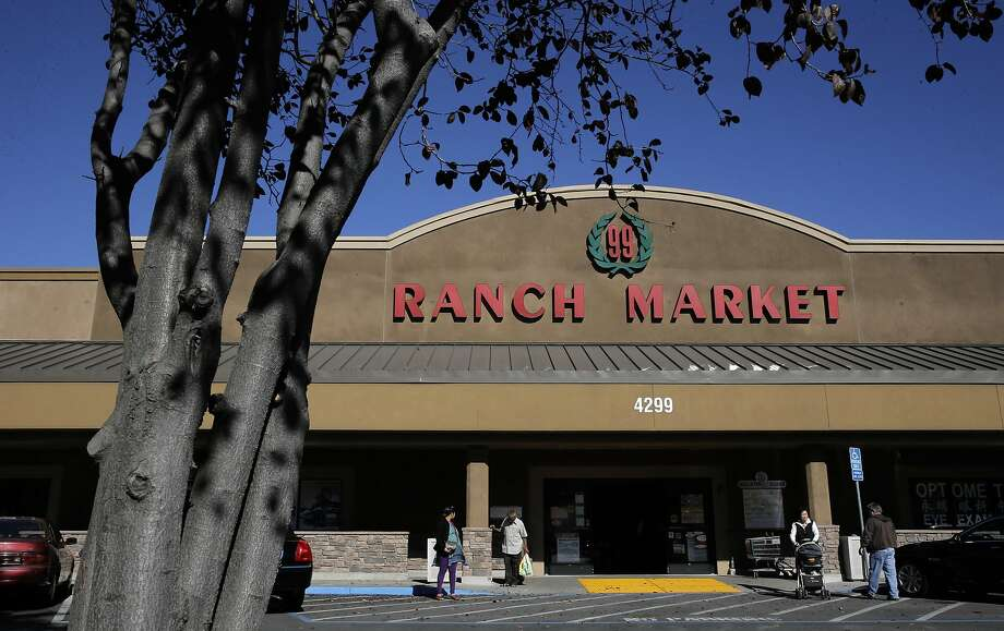 The 99 Ranch Market in Pleasanton, Calif. on Wed. November 4, 2015. The market tops a list of those who have violated the city's excessive water use policy. Photo: Michael Macor, The Chronicle