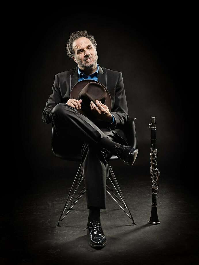 Clarinetist David Krakauer will play Christmas and Hanukkah music. Photo: Gmd 3