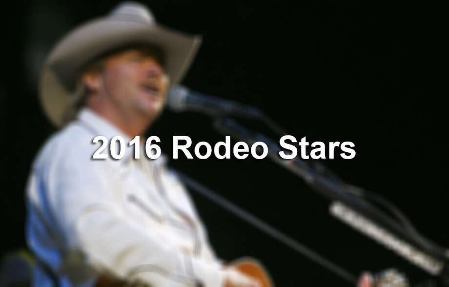 The San Antonio Stock Show & Rodeo's 2016 entertainment lineup is packed with stars old and new.  Photo: File Photo / SAN ANTONIO EXPRESS-NEWS