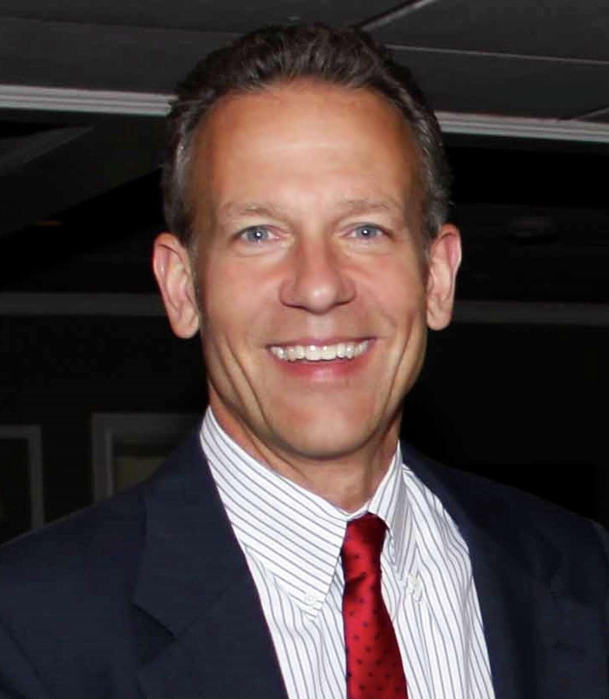 Andy George, Republican school board member-elect