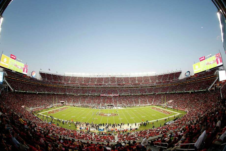 SANTA CLARA, CA - OCTOBER 22:  A general view of the NFL game between the San Francisco 49ers and the Seattle Seahawks at Levi's Stadium on October 22, 2015 in Santa Clara, California.  (Photo by Ezra Shaw/Getty Images) Photo: Ezra Shaw, Staff / 2015 Getty Images