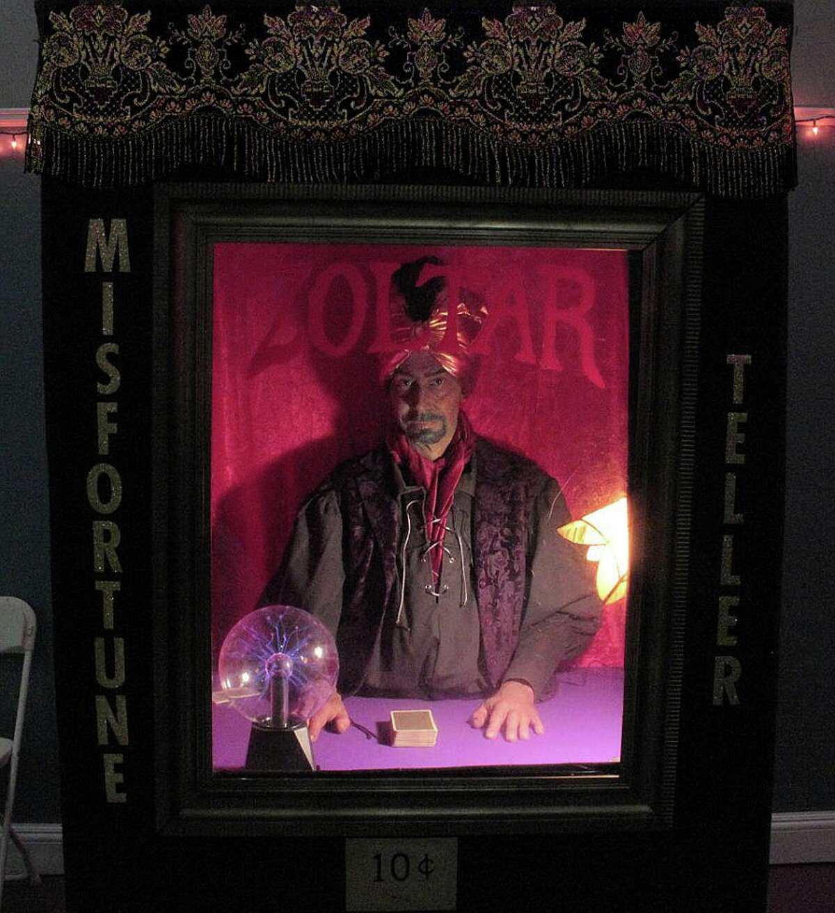 Were you Seen at the 7th Annual Festival of the Dead held at the Elks Lodge in Albany on Saturday, Oct. 24, 2015?