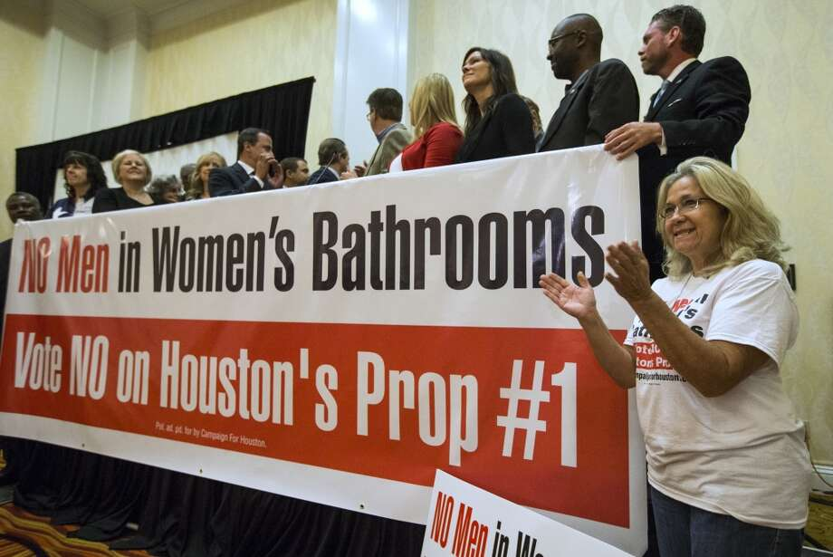 Does your city offer discrimination protection? Click the slideshow to see what kind of ordinances are on the books across the state. Photo: Brett Coomer, Houston Chronicle
