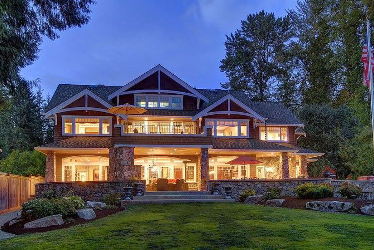 This house is at 18685 N.E. Woodinville Duvall Road. It has 4,750 square feet, and the property is more than 2 acres.