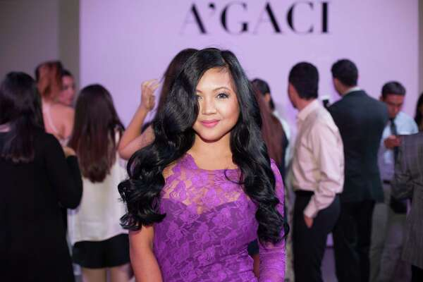 A polished crowd turned out for the A'GACI Spring/Summer runway show in the middle of Fashion Week San Antonio on Wednesday.