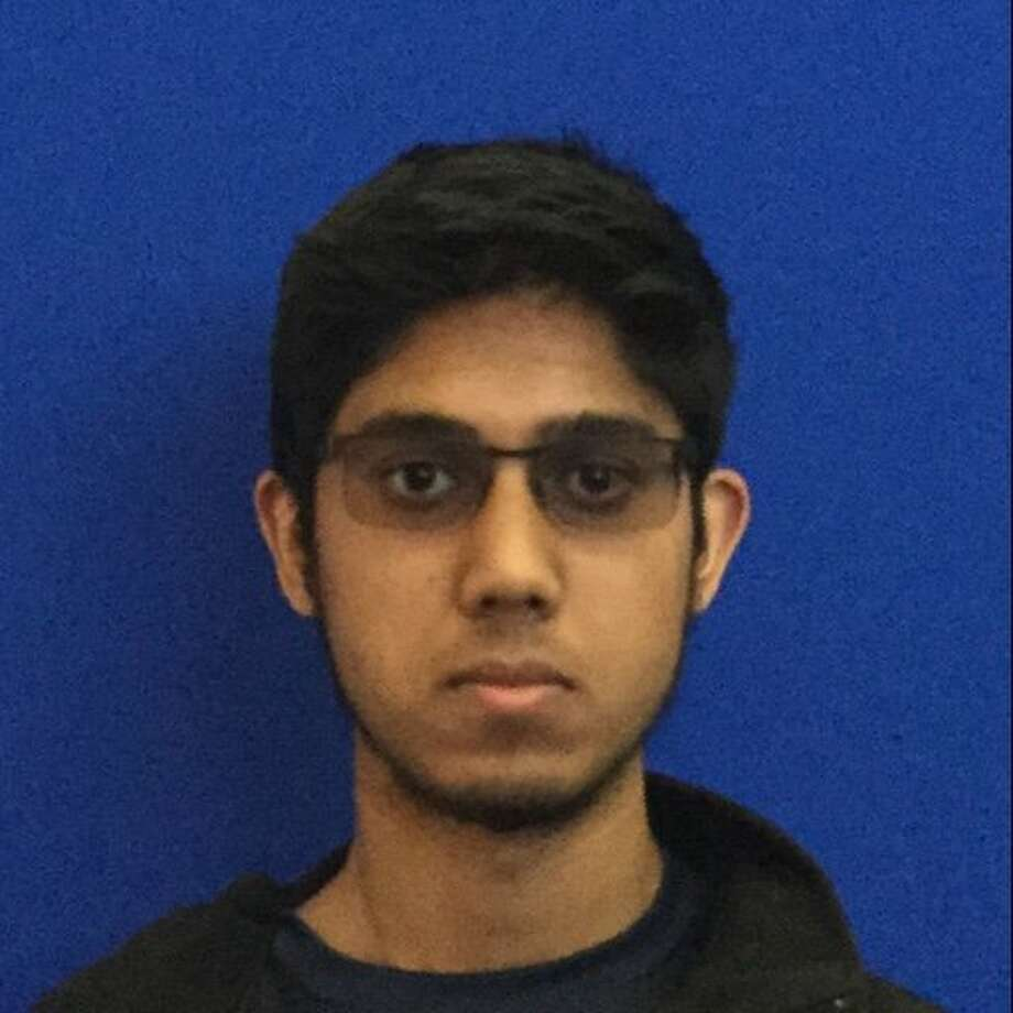 Faisal Mohammad allegedly stabbed four people on Wednesday. Photo: Courtesy, UC Merced