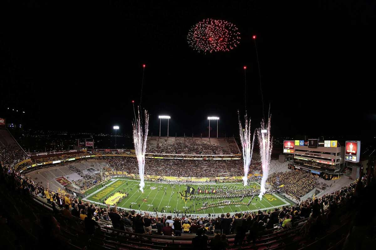 Arizona Sun Devil Stadium (Arizona State) Capacity: 71,706